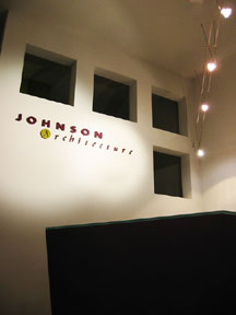 Johnson Architecture - Front Desk